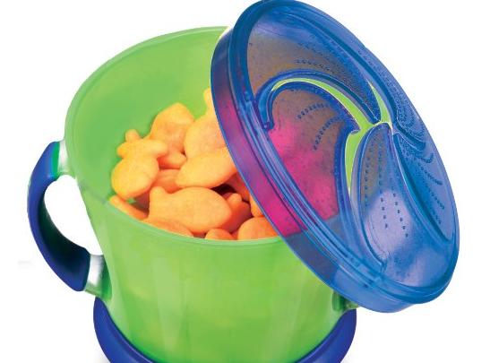 Munchkin防漏零食盒 – 亞馬遜Baby熱銷商品推薦