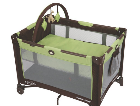 Graco嬰幼兒電動安撫遊戲床 – 亞馬遜Baby熱銷商品推薦