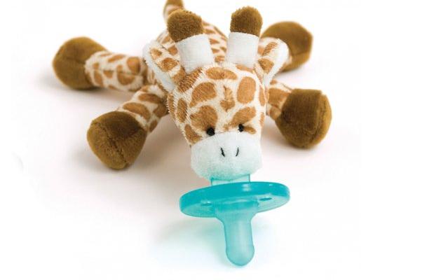 WubbaNub長頸鹿安撫奶嘴 – 亞馬遜Baby熱銷商品推薦