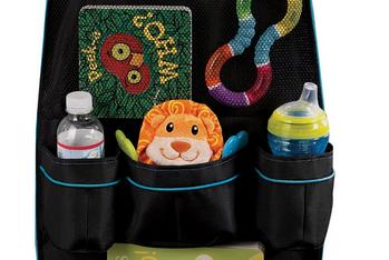 Munchkin 汽車椅背收納袋 – 亞馬遜Baby熱銷商品推薦