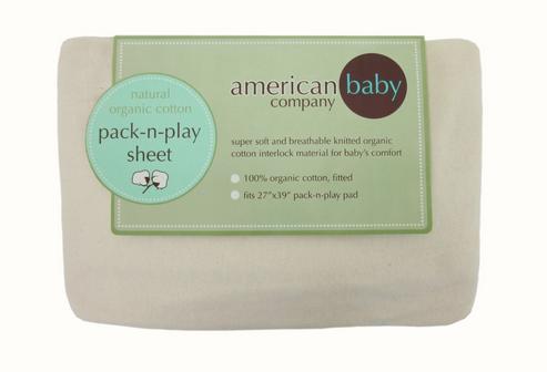 American Baby Company100%純棉床罩– 亞馬遜Baby熱銷商品推薦