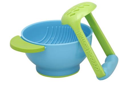 NUK嬰兒食物研磨碗 – 亞馬遜Baby熱銷商品推薦
