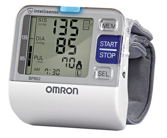 歐姆龍手腕式自動電子血壓計- 亞馬遜 Health and Personal Care 熱銷商品推薦