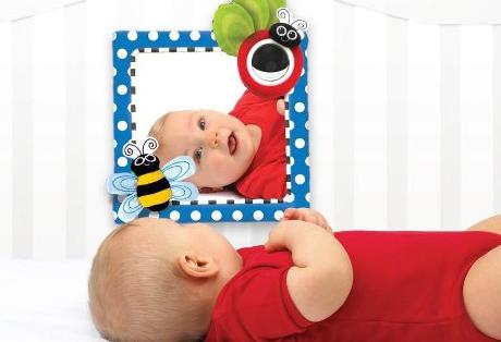 Sassy寶寶鏡子 – 亞馬遜Baby熱銷商品推薦