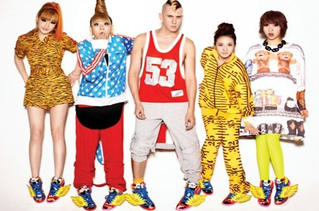 adidas Originals  X  Jeremy Scott 商品折扣和明星穿搭