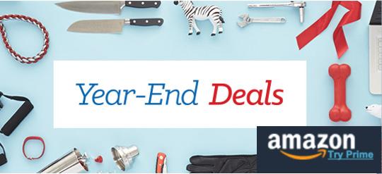 2015 Amazon年終清倉最低3折折扣