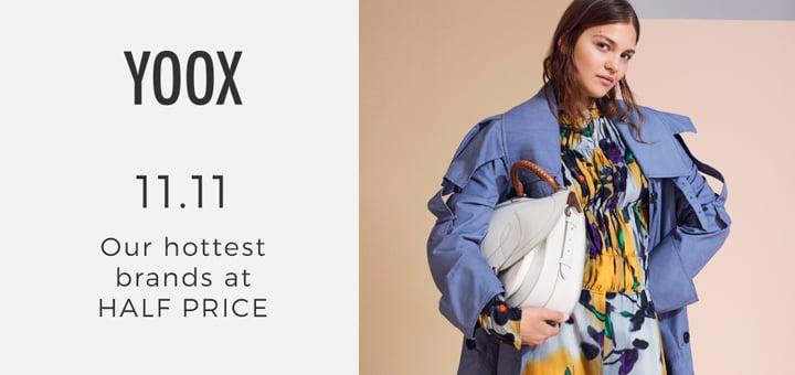 YOOX 折扣碼/介紹/運費/教學文discount promo code (2020/10/15 更新)